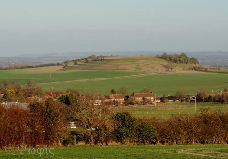 Blewburton Hill