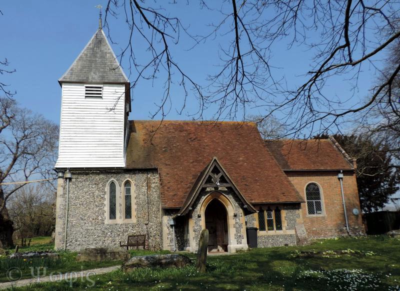 Standford Dingley church