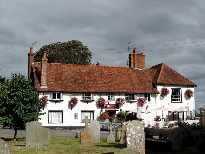 Castle,Hurst,pub