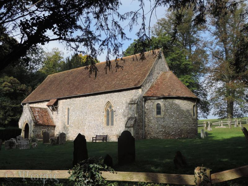 Swyncombe Church