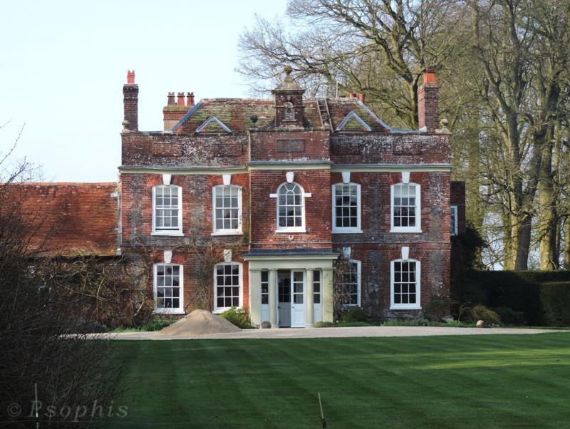 Farnborough Vicarage