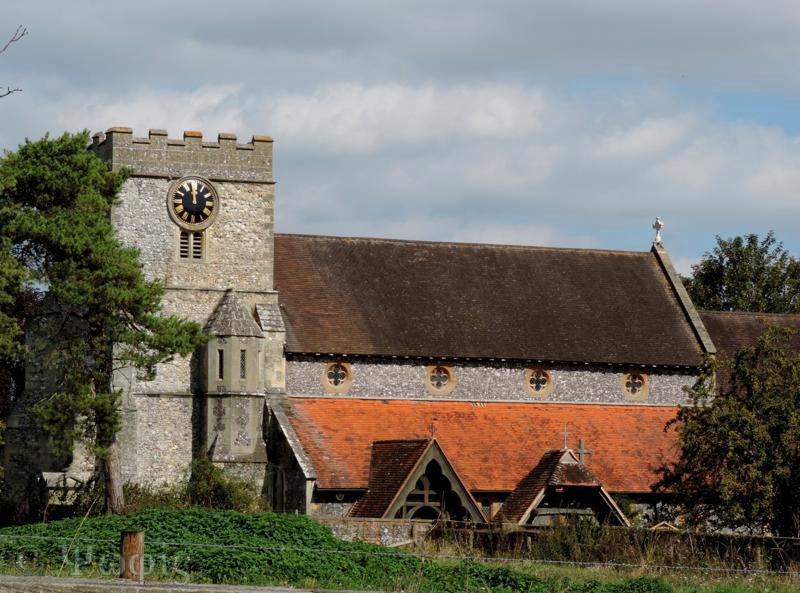 Streatley church