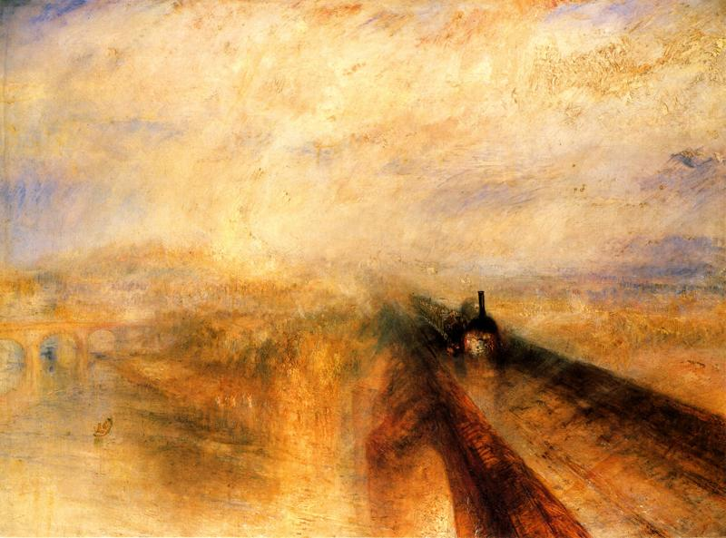 Turner steam and speed