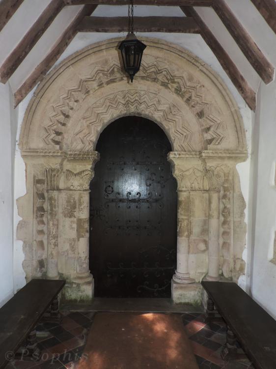 Winchfield church