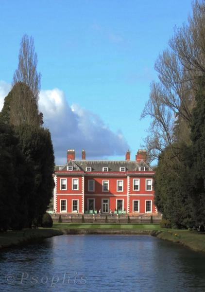 Fawley Court,Henley