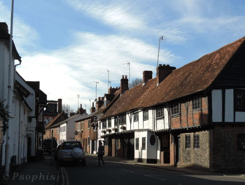 Friday Street,Henley
