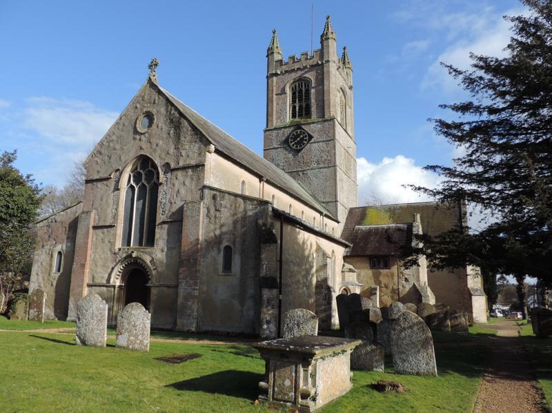 lambourn church