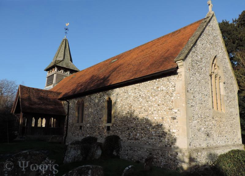 Moulsford church