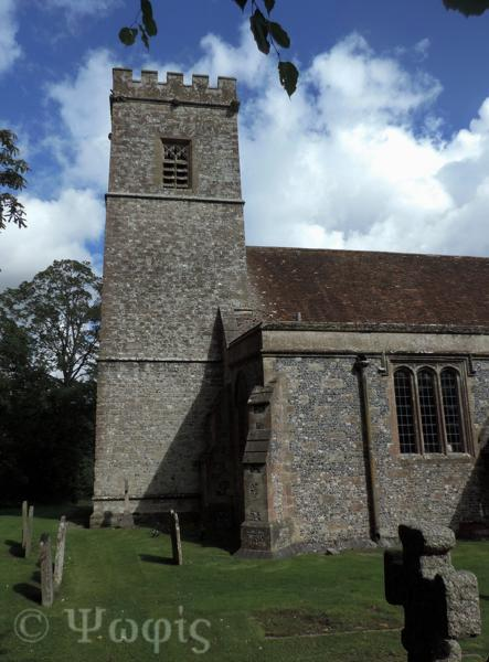 Shalbourne church