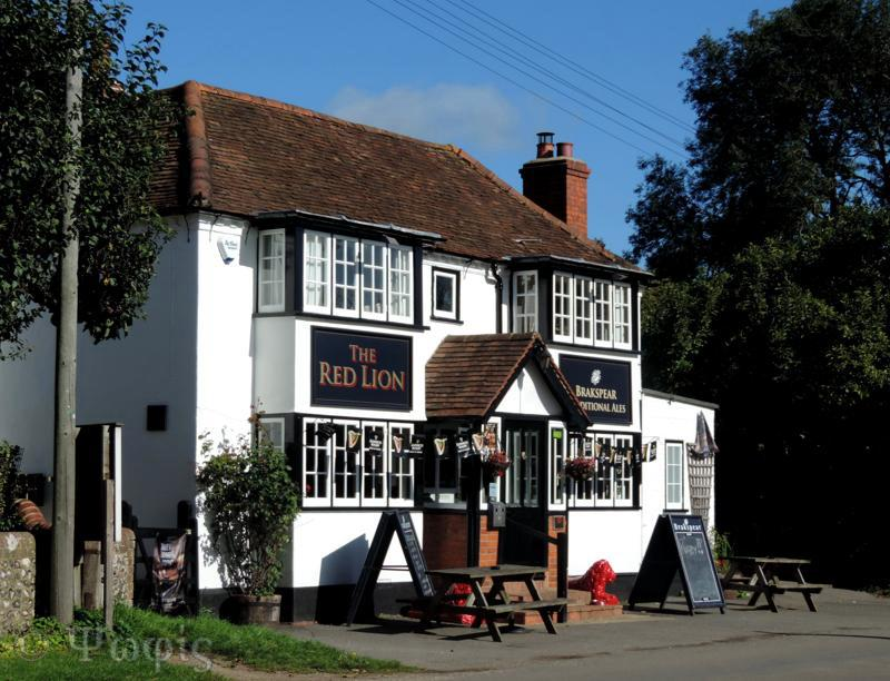 Rotherfield Peppard,pub,red lion