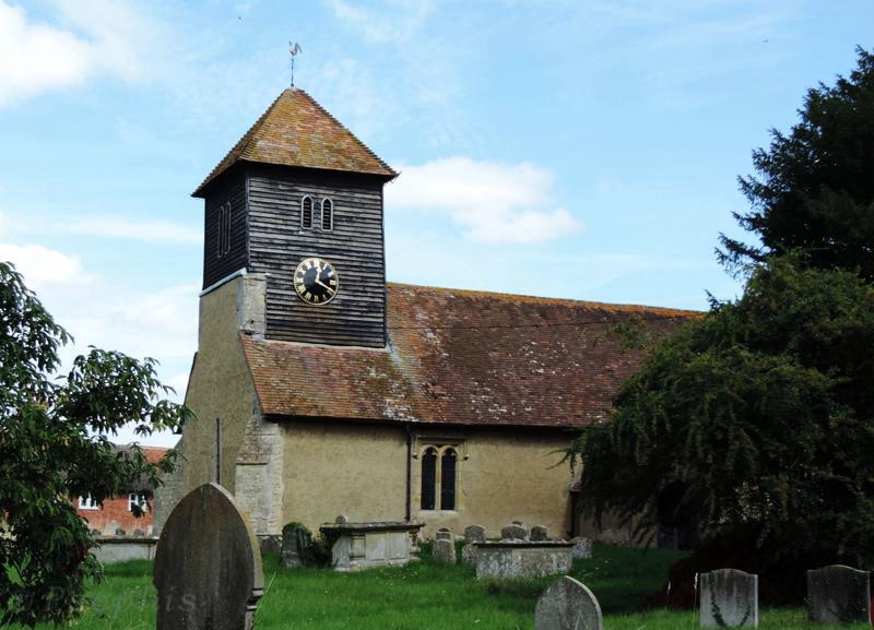 Drayton St Leonards church