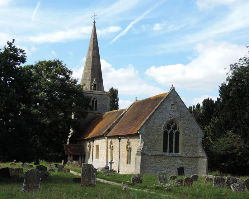 Newington church