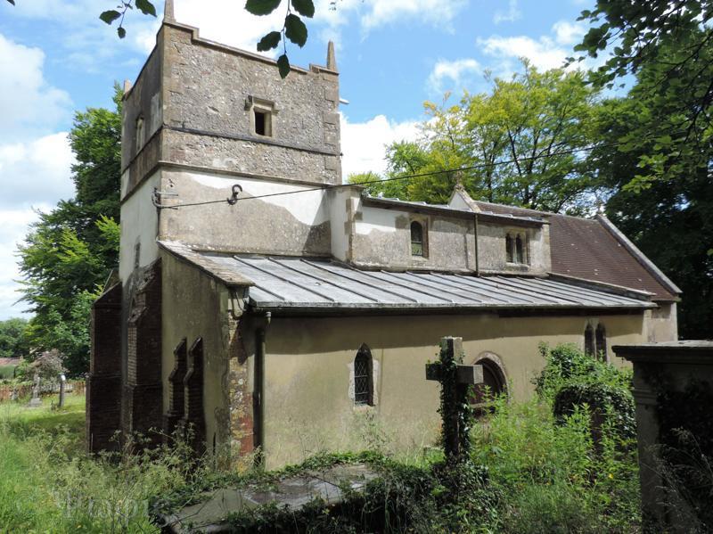 tidcombe church