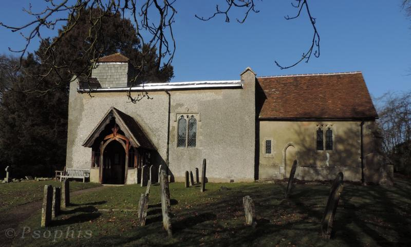ibstone church