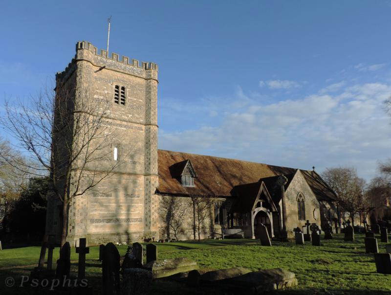 Warborough Church