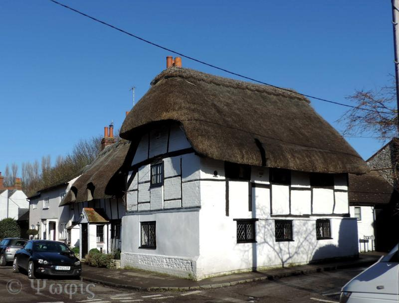 waltington thatched house
