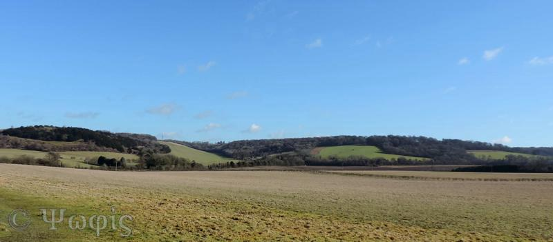 Watlington Hill view