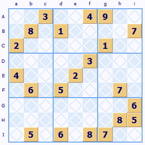 graphic relating to Difficult Sudoku Printable known as Most difficult Sudoku Puzzles