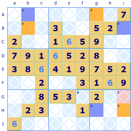 Advanced Sudoku Strategy